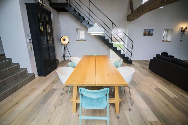 Feestzaal verhuren in Aineffe, Luik, In het huis van Damien & Christelle 7407