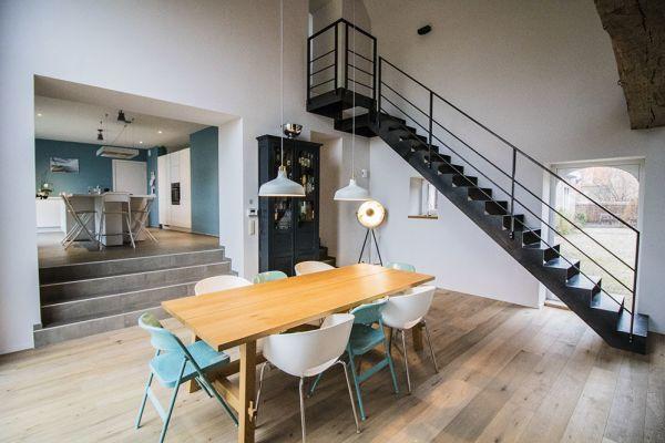 Feestzaal verhuren in Aineffe, Luik, In het huis van Damien & Christelle 7408