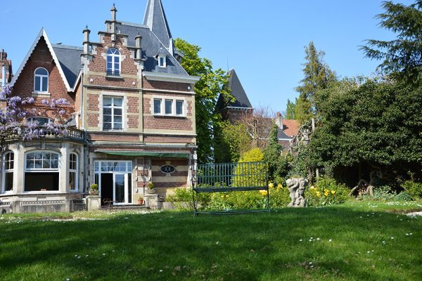 Picture of an event venue rental in Uccle, Brussels, Inside Marie's castle 13296