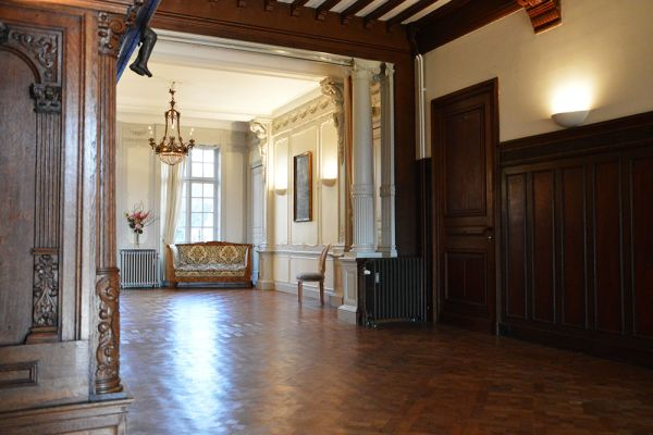 Picture of an event venue rental in Uccle, Brussels, Inside Marie's castle 13299