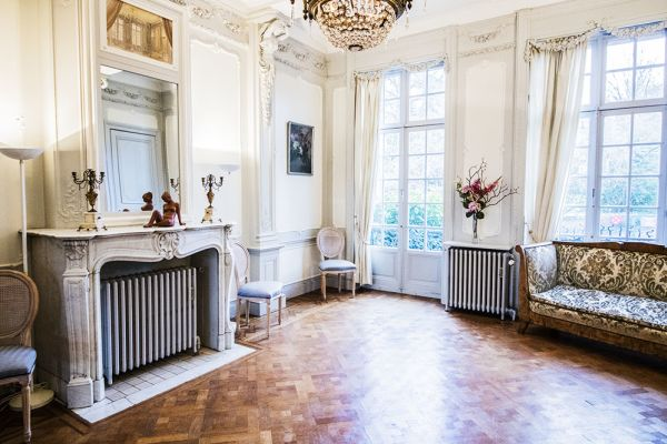 Picture of an event venue rental in Uccle, Brussels, Inside Marie's castle 7521