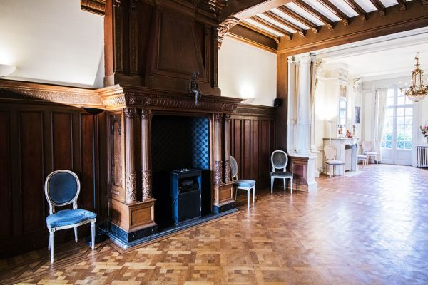 Picture of an event venue rental in Uccle, Brussels, Inside Marie's castle 7523