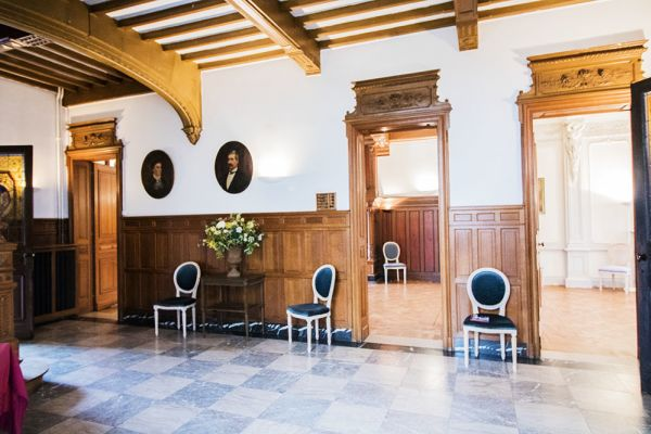 Picture of an event venue rental in Uccle, Brussels, Inside Marie's castle 7525