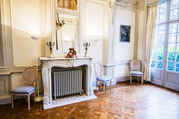 Picture of an event venue rental in Uccle, Brussels, Inside Marie's castle 7528