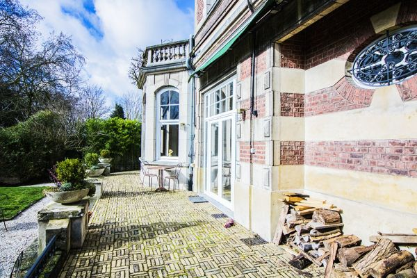Picture of an event venue rental in Uccle, Brussels, Inside Marie's castle 7545
