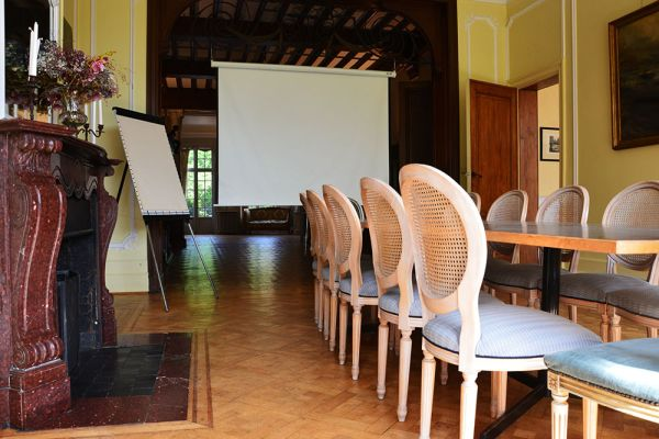 Picture of an event venue rental in Uccle, Brussels, Inside Marie's castle (I) 13283