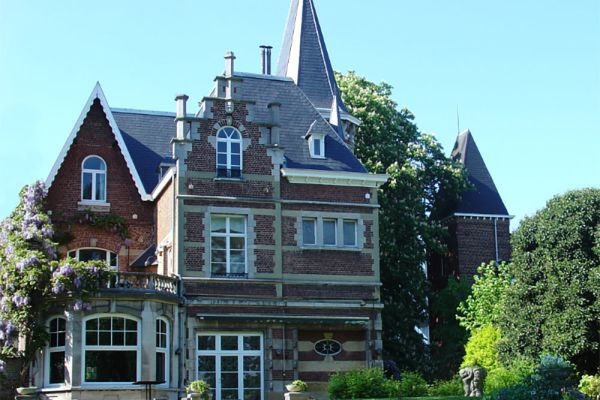 Picture of an event venue rental in Uccle, Brussels, Inside Marie's castle (I) 13286