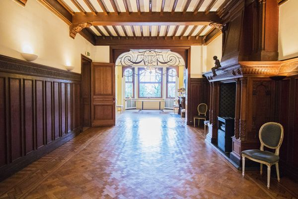 Picture of an event venue rental in Uccle, Brussels, Inside Marie's castle (I) 7595