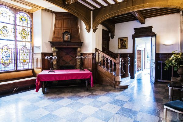 Picture of an event venue rental in Uccle, Brussels, Inside Marie's castle (I) 7600