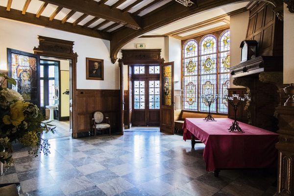 Picture of an event venue rental in Uccle, Brussels, Inside Marie's castle (I) 7601
