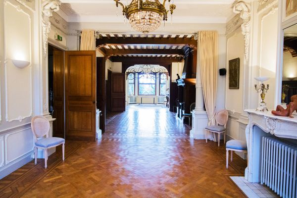 Picture of an event venue rental in Uccle, Brussels, Inside Marie's castle (I) 7604