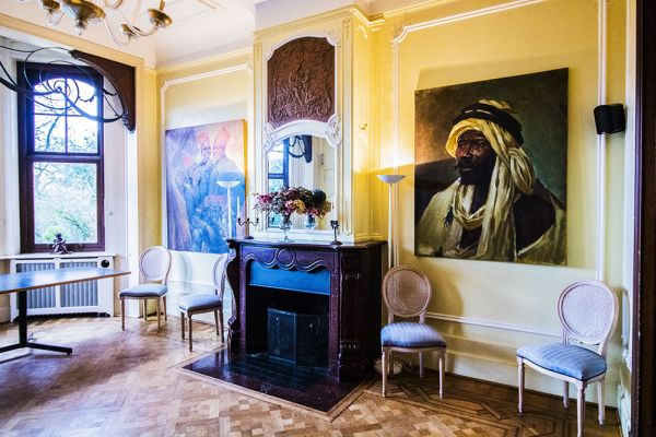 Picture of an event venue rental in Uccle, Brussels, Inside Marie's castle (I) 7607
