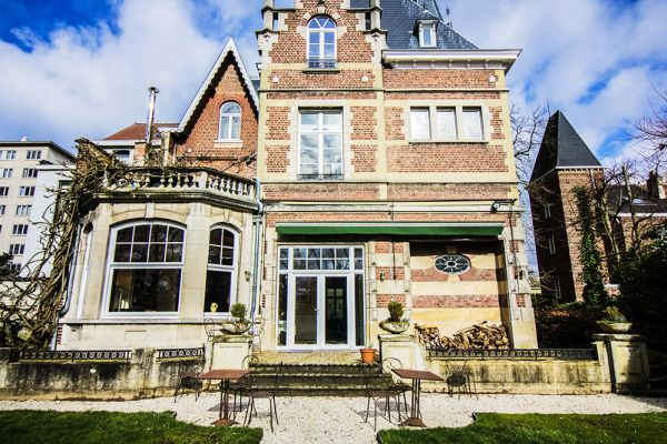 Picture of an event venue rental in Uccle, Brussels, Inside Marie's castle (I) 7625