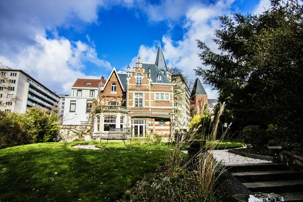Picture of an event venue rental in Uccle, Brussels, Inside Marie's castle (I) 7635