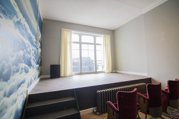 Picture of an event venue rental in Saint-Josse-ten-Noode, Brussels, Inside Éric's theater 7649