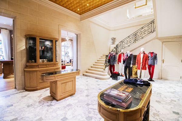 Photo d'une salle à louer à Elsene, Bruxelles, Dans la Maison Degand 7991