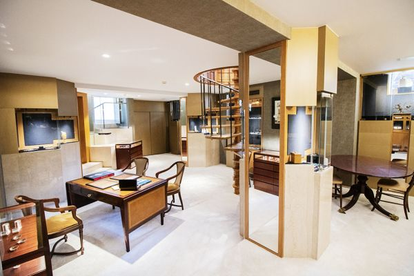 Photo d'une salle à louer à Elsene, Bruxelles, Dans la Maison Degand 7999