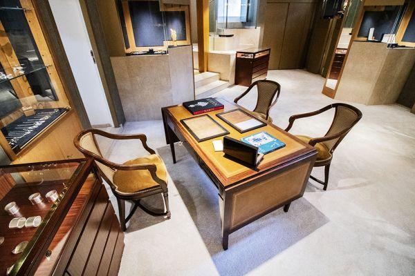 Photo d'une salle à louer à Elsene, Bruxelles, Dans la Maison Degand 8000
