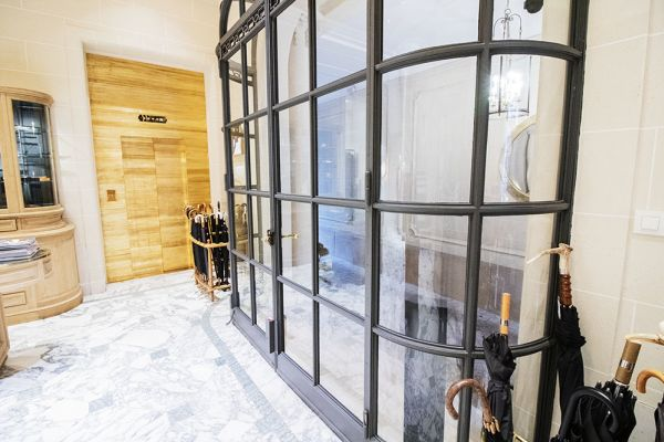 Photo d'une salle à louer à Elsene, Bruxelles, Dans la Maison Degand 8003