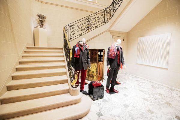 Photo d'une salle à louer à Elsene, Bruxelles, Dans la Maison Degand 8004