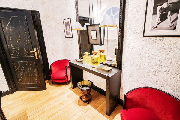 Photo d'une salle à louer à Elsene, Bruxelles, Dans la Maison Degand 8008