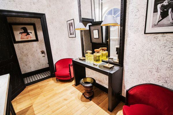 Photo d'une salle à louer à Elsene, Bruxelles, Dans la Maison Degand 8040