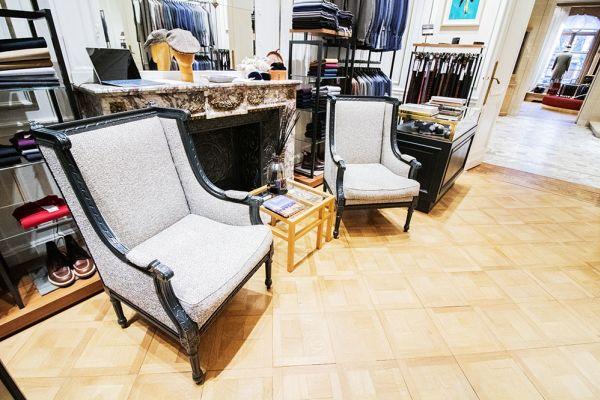 Photo d'une salle à louer à Elsene, Bruxelles, Dans la Maison Degand 8044