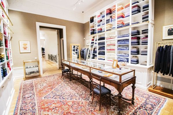 Photo d'une salle à louer à Elsene, Bruxelles, Dans la Maison Degand 8057