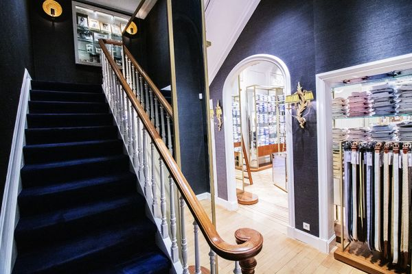 Photo d'une salle à louer à Elsene, Bruxelles, Dans la Maison Degand 8065