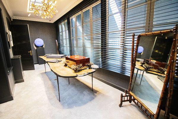 Photo d'une salle à louer à Elsene, Bruxelles, Dans la Maison Degand 8077