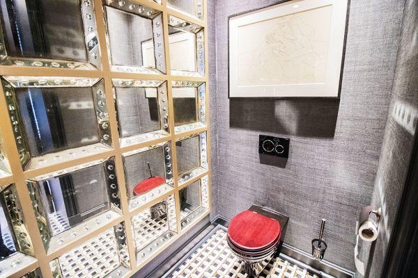 Photo d'une salle à louer à Elsene, Bruxelles, Dans la Maison Degand 8078