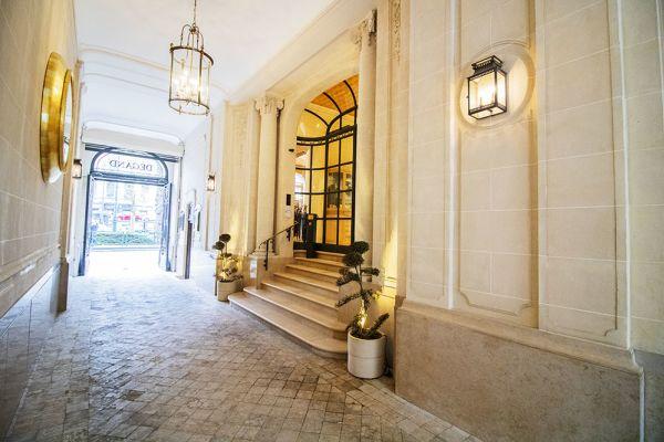 Photo d'une salle à louer à Elsene, Bruxelles, Dans la Maison Degand 8102