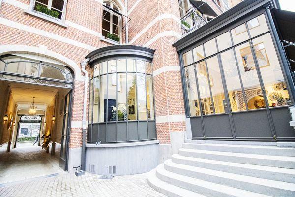 Photo d'une salle à louer à Elsene, Bruxelles, Dans la Maison Degand 8105