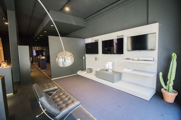 Picture of an event venue rental in Bost, Flemish Brabant, Inside Philip's showroom 8124