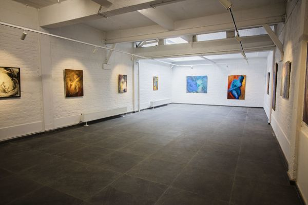 Picture of an event venue rental in Watermael-Boitsfort, Brussels, Inside Damien's gallery 8242