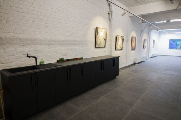 Picture of an event venue rental in Watermael-Boitsfort, Brussels, Inside Damien's gallery 8243