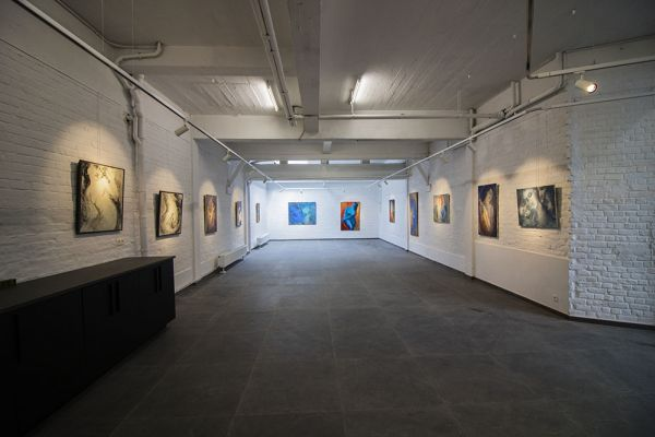 Picture of an event venue rental in Watermael-Boitsfort, Brussels, Inside Damien's gallery 8244