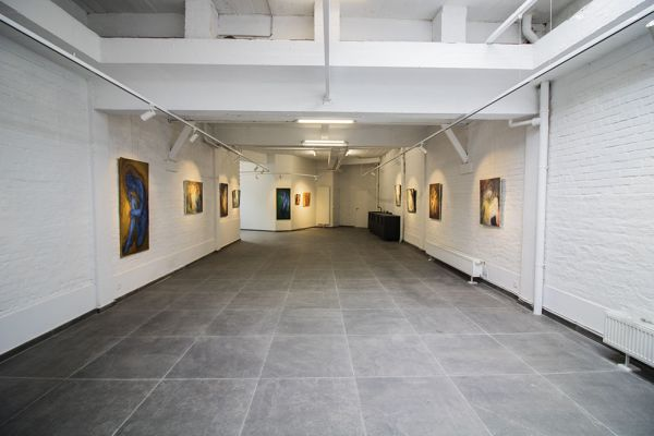 Picture of an event venue rental in Watermael-Boitsfort, Brussels, Inside Damien's gallery 8246