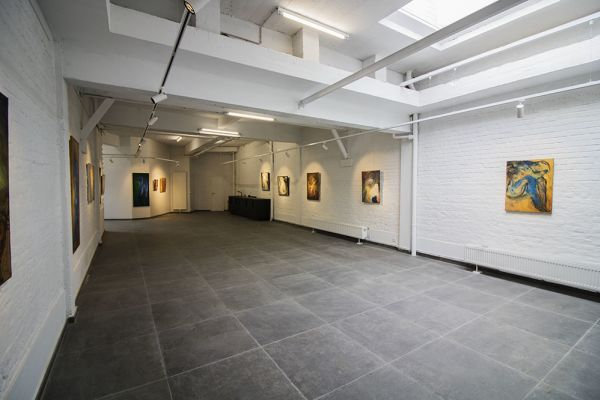 Picture of an event venue rental in Watermael-Boitsfort, Brussels, Inside Damien's gallery 8247