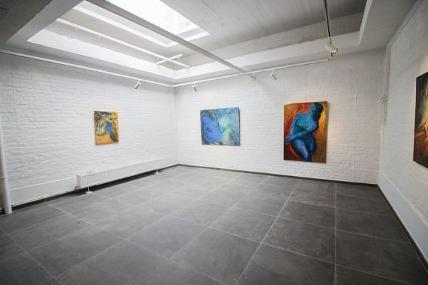Picture of an event venue rental in Watermael-Boitsfort, Brussels, Inside Damien's gallery 8248
