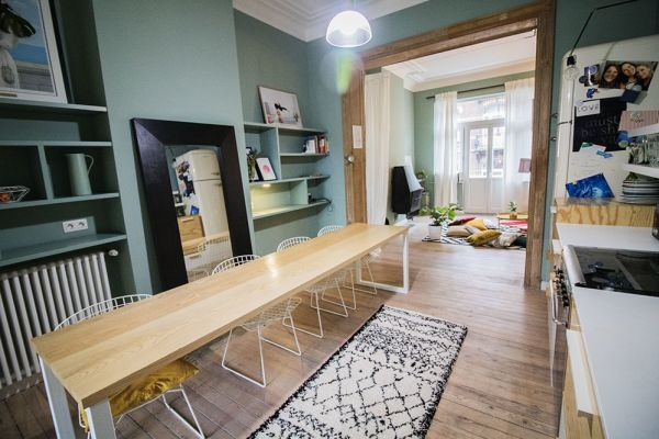 Picture of an event venue rental in Forest, Brussels, Inside Marie-Laure's apartment 8335