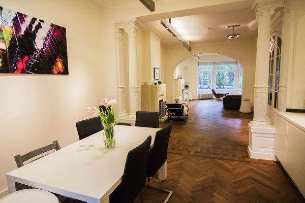 Picture of an event venue rental in Schaarbeek, Brussels, Inside Gilles' house 8374