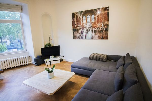 Picture of an event venue rental in Schaarbeek, Brussels, Inside Gilles' house 8386