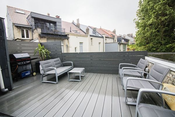 Picture of an event venue rental in Schaarbeek, Brussels, Inside Gilles' house 8398