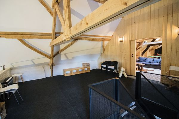 Picture of an event venue rental in Ingelmunster, West Flanders, Inside Evelien's barn 8708