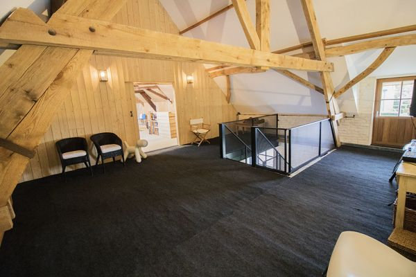 Picture of an event venue rental in Ingelmunster, West Flanders, Inside Evelien's barn 8711