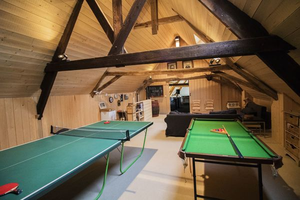 Picture of an event venue rental in Ingelmunster, West Flanders, Inside Evelien's barn 8715
