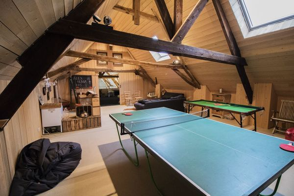 Picture of an event venue rental in Ingelmunster, West Flanders, Inside Evelien's barn 8716