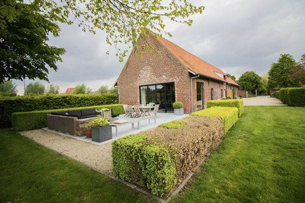 Picture of an event venue rental in Ingelmunster, West Flanders, Inside Evelien's barn 8723