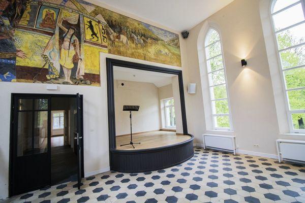 Photo d'une salle à louer à Aublain, Namur, Dans le théâtre de Philippe 8824